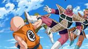 Kuririn derrota os fero
