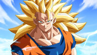 Ssj3 goku animation preview by moxie2d-d58iwhy