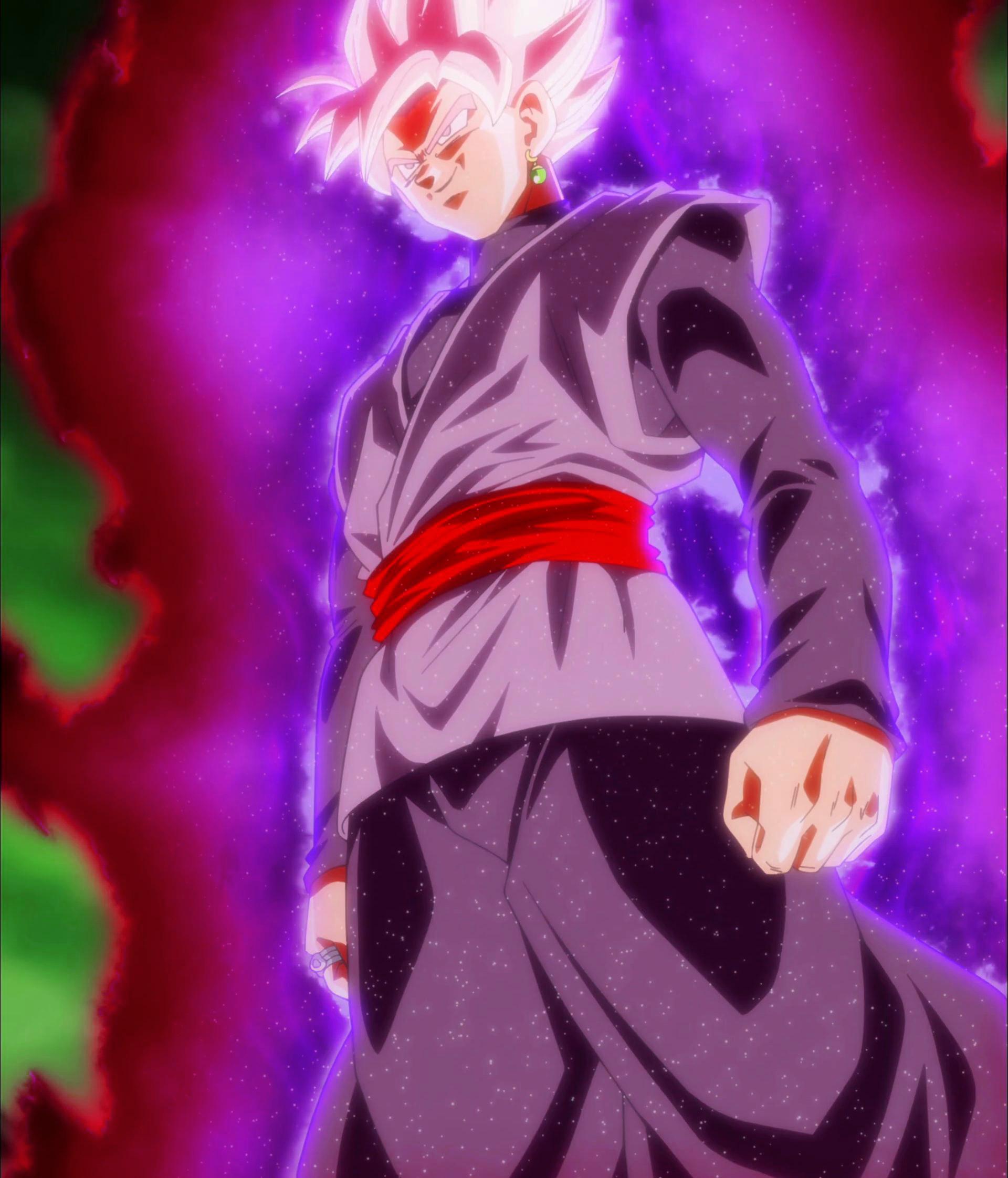 Super Saiyan Rose Dragon Ball Wiki Fandom