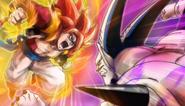 DBZ Ultimate Tenkaichi - Gogeta VS Omega Shenron HD