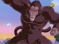 Great Ape Dr. Slump