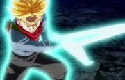 Super Trunks (Spirit Bomb)