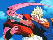 Vegetto vs buu