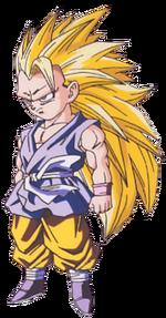 Goku SS3 GT