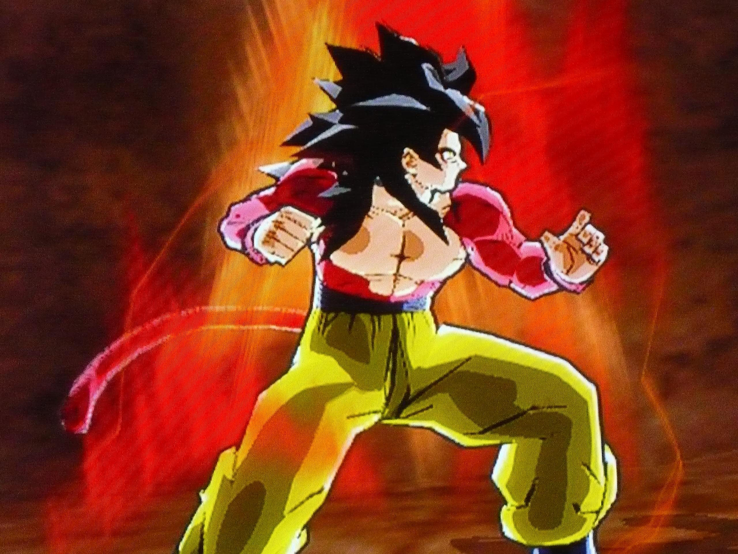 Goku ssj 4 vs kid buu dragon ball wiki fandom powered by wikia goku ssj 4 vs kid buu altavistaventures Images