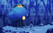 Potage e la sua abitazione