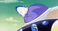 Zarbon's Mission - Vegeta blasts Ki 2