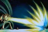 Dr.Wheelo vs Goku