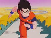 Goku percorre il Serpentone