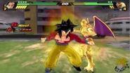 Goku vs Nuova Shernon BT3