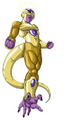 Golden Freezer (Artwork) (Super Dragon Ball Heroes)