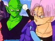 Piccolo And Trunks