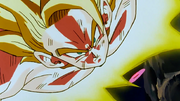 Son Goku fugge dal Kienzan