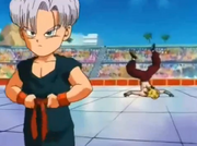 Trunks Vs Idasa Vencedor Trunks