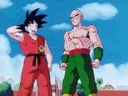 Goku finalista