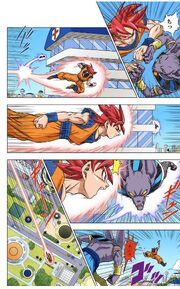 Goku vs Beerus FC