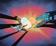 Onda de Ki combinada (Goku y Piccolo)