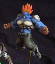 Android 13 14 15 statue set d