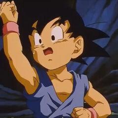 Son Goku balla il Boogie Parapara.