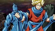 Maji Kayo vs Son Goku