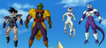 5 guerreros fantasma
