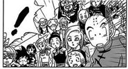 DBS Manga espectadores