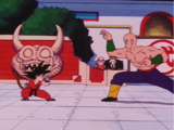 Tenshinhan vs. Son Goku