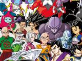Saga de la Survie de l'Univers (manga)