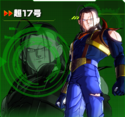 Super 17 XV2 Character Scan