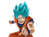 Supersaiyano Azul