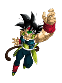 Bardock Artwork