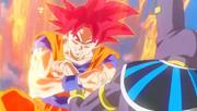 Goku vs Bills (2)