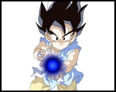 Dragon Ball GT Goku