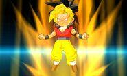 KF SS3 GT Goku (SS4 Goku)