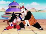 Son Gokû vs Son Gohan (grand père)