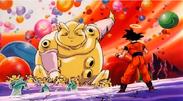 Goku vs Janemba