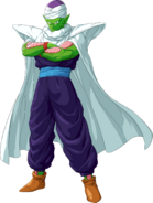 Piccolo artwork DBZK