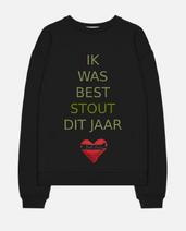 Sweater Zwarte Piet