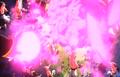 Vegeta's Respect - Kid Buu's attack 2