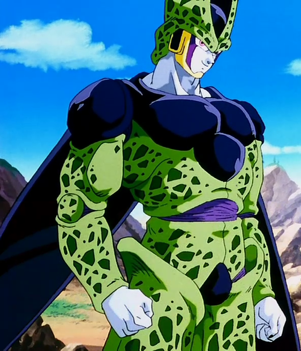 Image 1182098 cell dragon ball wiki fandom powered by wikia - Super cell dbz ...