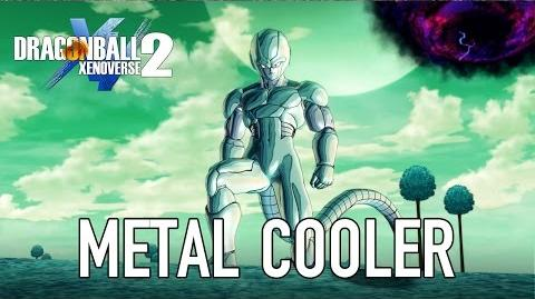 Dragon Ball Xenoverse 2 - PC PS4 XB1 - Metal Cooler (Gameplay)