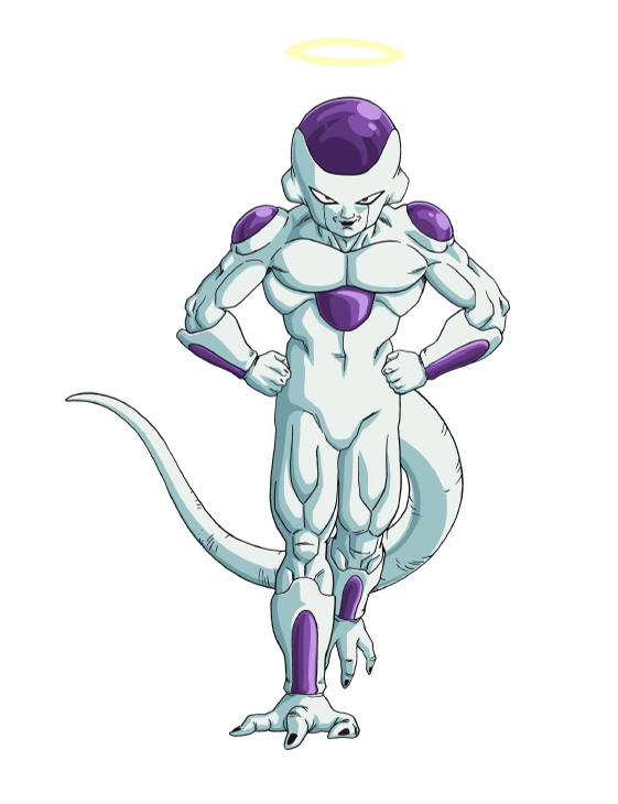 Frieza 3 forms of asexual reproduction