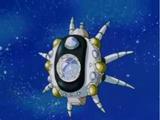 Grand Tour Spaceship