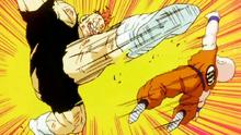 Reacum kick sur Kuririn