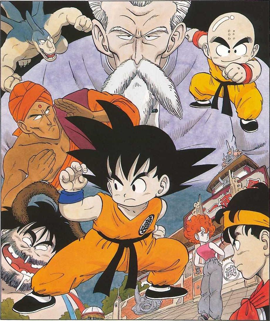 Saga del 21° Torneo Tenkaichi