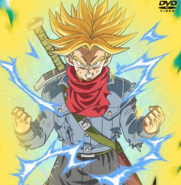 Trunks SS Ira DVD Arte