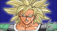 Broly SS Toyotaro color