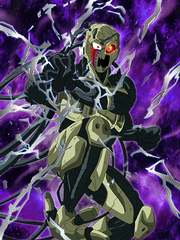 Dokkan Battle Fusion with the Big Gete Star Metal Cooler Core card (Metal Cooler Core Mode Cooler - Giant Form UR)