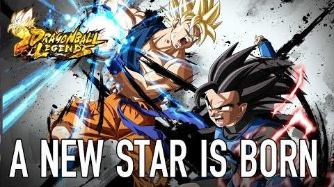Dragon Ball Legends - iOS Android - A new star is born (anouncement trailer)