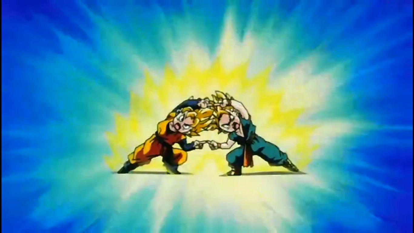 Dragonball Fusion Wallpaper Doraemon